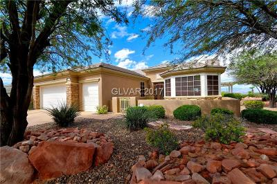 Clark County Single Family Home For Sale: 2301 Little Bighorn Drive