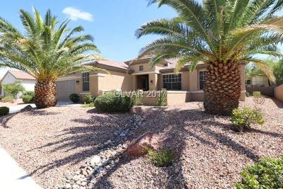 Clark County Single Family Home For Sale: 2352 Fossil Canyon Drive