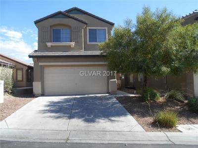North Las Vegas Single Family Home For Sale: 6405 Strongbow Drive