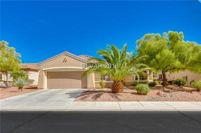 Clark County Single Family Home For Sale: 1668 Black Fox Canyon Road