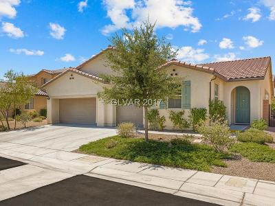 North Las Vegas Single Family Home For Sale: 1609 Dornie Avenue