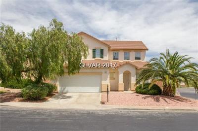 Henderson Single Family Home For Sale: 178 Mount Earl Avenue