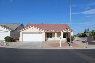 North Las Vegas Single Family Home For Sale: 3736 Lake Victoria Drive