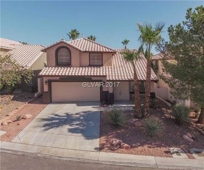Las Vegas Single Family Home For Sale: 10328 Mountain Lodge Place
