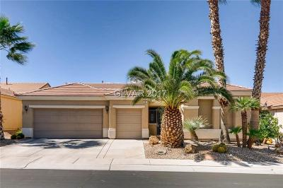 Henderson NV Single Family Home Contingent Offer: $484,900