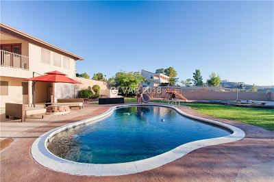 Boulder City Single Family Home For Sale: 1434 Pueblo Drive
