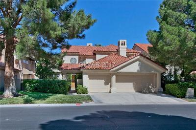 Single Family Home Contingent Offer: 7970 Castle Pines Avenue