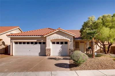 Las Vegas Single Family Home For Sale: 966 Country Wind Way
