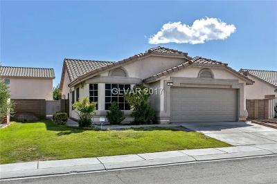 North Las Vegas Single Family Home For Sale: 917 Rocky Stone Avenue