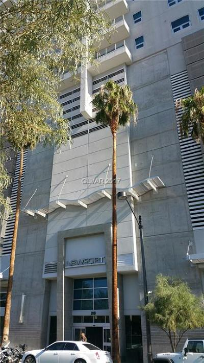 Newport Lofts High Rise For Sale: 200 Hoover Avenue #1911