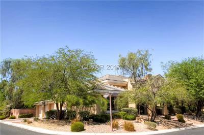 Las Vegas Single Family Home For Sale: 10016 Bow Ridge Court