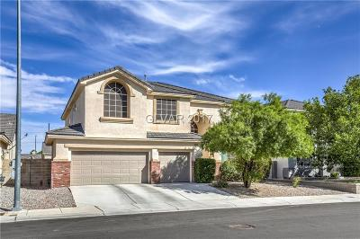 Las Vegas Single Family Home For Sale: 5404 Carnation Meadow Street