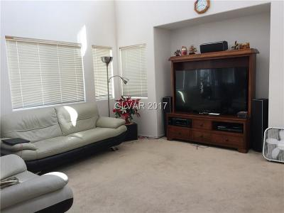 Las Vegas Single Family Home For Sale: 9990 Big Bow Springs Court