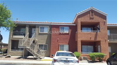 Las Vegas Condo/Townhouse For Sale: 4730 Craig Road #2091