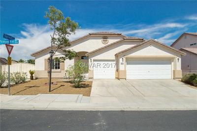North Las Vegas Single Family Home For Sale: 1016 Vineyard Vine Way
