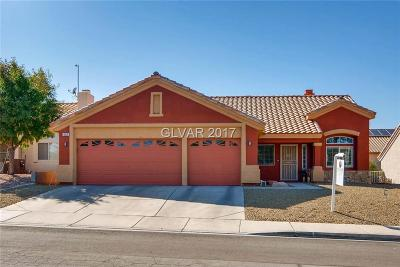 Henderson Single Family Home For Sale: 692 Skyline Road