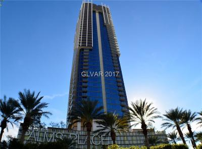 Palms Place A Resort Condo & S High Rise For Sale: 4381 Flamingo Road #1621