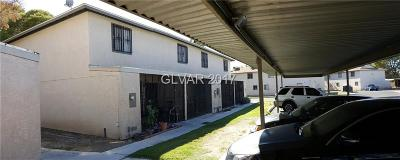 North Las Vegas Condo/Townhouse Contingent Offer: 3528 Rio Robles Drive #D
