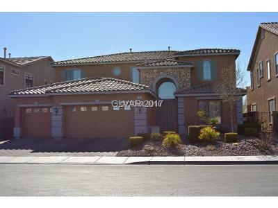 North Las Vegas Single Family Home Contingent Offer: 6925 Puetollano Drive