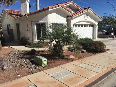 Boulder City Single Family Home Contingent Offer: 1214 Briar Stone Drive