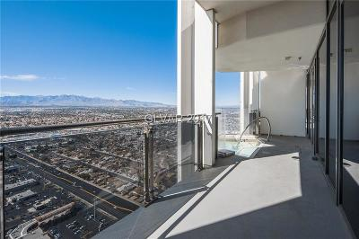 Palms Place A Resort Condo & S High Rise Contingent Offer: 4381 Flamingo Road #55301
