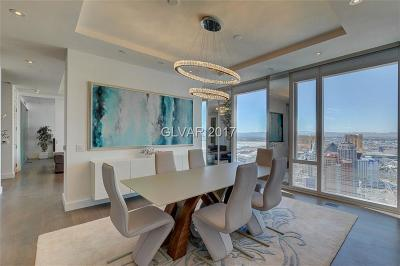 Resort Condo At Luxury Buildin High Rise For Sale: 3750 Las Vegas Boulevard #4601