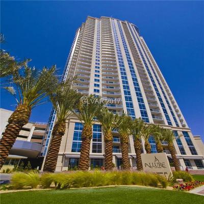 Allure Condo High Rise For Sale: 200 Sahara Avenue #309