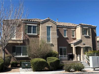 Las Vegas Single Family Home For Sale: 9156 Decorative Court