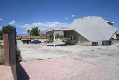 Las Vegas Single Family Home For Sale: 6660 Deer Point Court