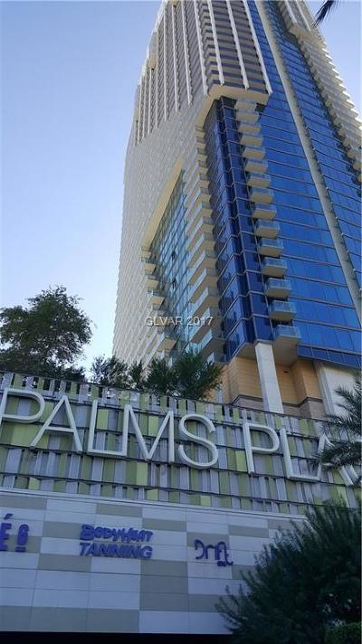 Palms Place A Resort Condo & S High Rise For Sale: 4381 Flamingo Road #1706