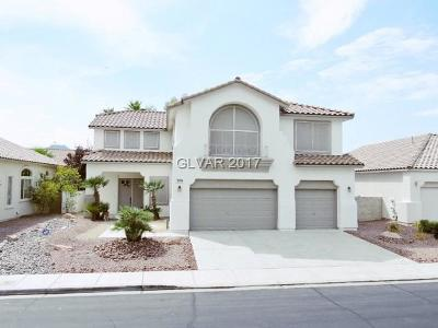 Henderson NV Single Family Home For Sale: $499,990