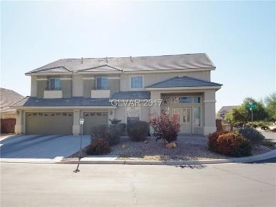 Las Vegas Single Family Home For Sale: 7651 Feliz Camino Avenue