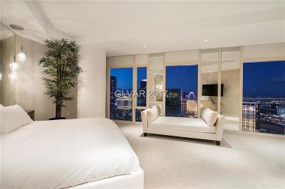 Resort Condo At Luxury Buildin High Rise For Sale: 3750 Las Vegas Boulevard #3808