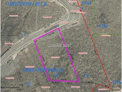 Henderson Residential Lots & Land For Sale: 332 Unicorn Hills Drive