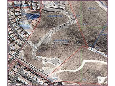 Henderson Residential Lots & Land For Sale: 320 Unicorn Hills Drive