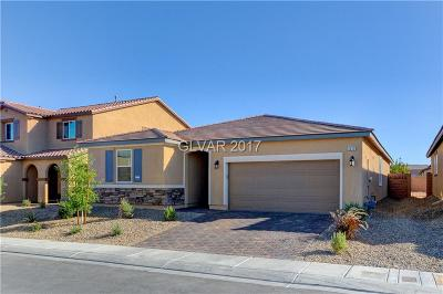 North Las Vegas Single Family Home For Sale: 2413 Gala Haven Court