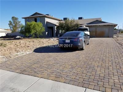 Las Vegas Single Family Home For Sale: 4745 West Robindale Road