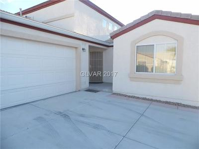 North Las Vegas Condo/Townhouse Contingent Offer: 4875 Marco Polo Street
