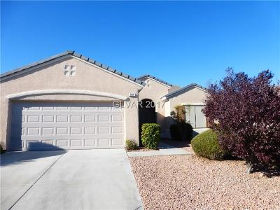 Clark County Single Family Home For Sale: 541 Towering Vista Place