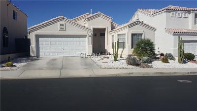 Henderson NV Single Family Home For Sale: $284,900