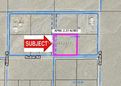 Las Vegas Residential Lots & Land For Sale: Alexito