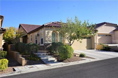 Las Vegas Single Family Home Contingent Offer: 1012 Ambrosia Drive
