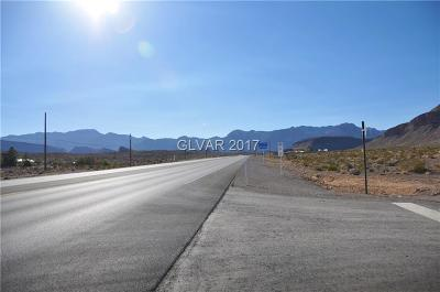 Las Vegas Residential Lots & Land For Sale: State Highway 160