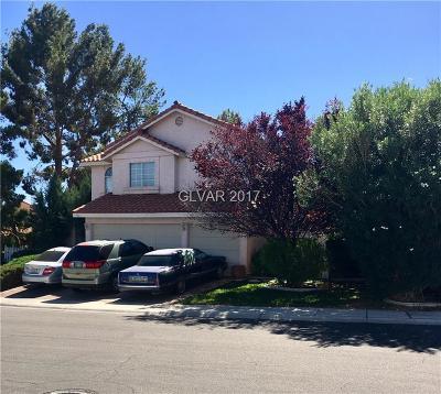 Single Family Home For Sale: 9401 Crown Vista Lane