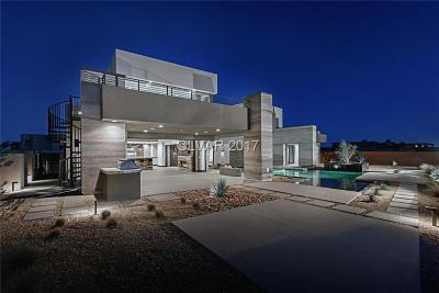 Las Vegas NV Single Family Home Contingent Offer: $3,450,000