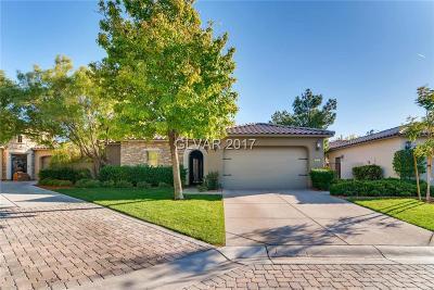 Las Vegas Single Family Home For Sale: 3291 Birchwood Park Circle