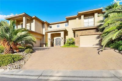 Boulder City, Henderson, Las Vegas, North Las Vegas Single Family Home For Sale: 1640 Liege Drive