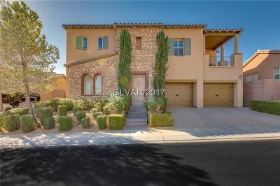 Single Family Home For Sale: 51 Portezza Drive