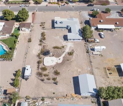 Clark County Single Family Home For Sale: 1203 San Gabriel Avenue
