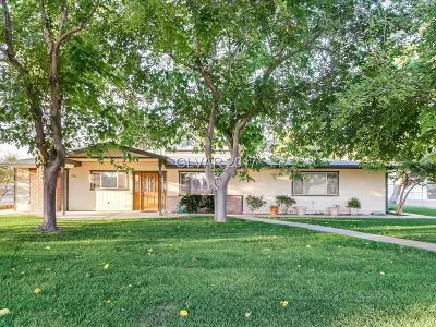 North Las Vegas Single Family Home Contingent Offer: 3390 West Lone Mountain Road